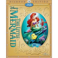 The Little Mermaid (Diamond Edition) (2 Discs) (Includes Digital Copy) (Blu-ray/DVD) : Target