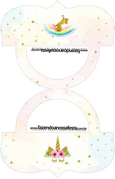Unicorn Printables, Party Printables, Free Printables, Unicorn Birthday Parties, Unicorn Party, Candy Bar Labels, Diy And Crafts, Paper Crafts, School Labels