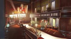 Bioshock Infinite Art Dump - Mike Snight - Polycount Forum