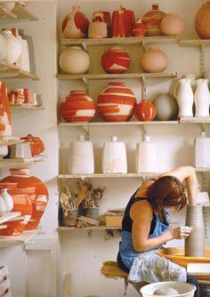 10 Tips To Buy the Best Compact/Mini Refrigerator – My Life Spot Clay Studio, Ceramic Studio, Ceramic Clay, Slab Pottery, Ceramic Pottery, Pottery Art, Pottery Workshop, Pottery Studio, Lisa Hammond