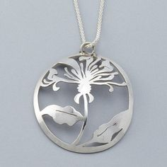 Image of Thistle Pendant