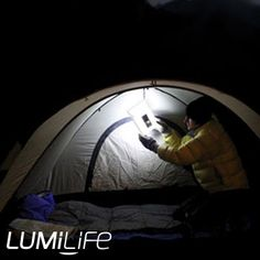 Aufblasbares Solar LED-Leucht-Kissen