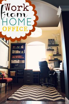 Definitely need to get organized. Get Your Home Office Organized