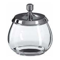 MOGDEN Jar with lid IKEA