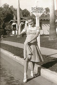 Norma Jean Baker- love this picture