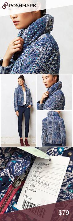 Anthropologie Pilcro puffer jacket sz S nwt Anthropologie Pilcro jacket. Sz small. NWT. Anthropologie Jackets & Coats Puffers