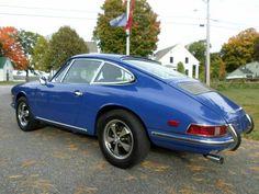 1968 Porsche 912 Driver
