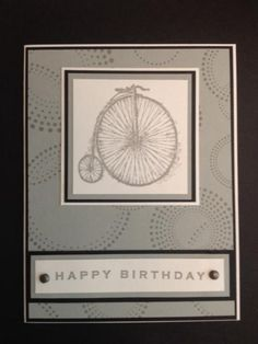 Pop a Wheelie by chercher - Cards and Paper Crafts at Splitcoaststampers