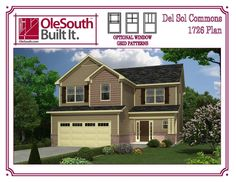1726 - OleSouth Properties Del Sol Commons