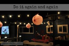 10 Ways to Make Having People Over Much Easier - #8 Do it again and again | OrganizingMadeFun.com