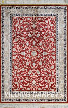 Red The new fashion design silk carpet is in great demand at present. Materials: Silk Technology: Hand Knotted Dyeing: vegetable dyeing Technology: Hand Knotted Size: 2'x3' -14'x20'    Fit for: bedroom, living room, dining area, foyer, back door, porch, office etc. … Email: alice@yilongcarpet.com  WhatsApp/Tel/Wechat: +86 156 3892 7921 #antiquecarpetrug #orientalcarpetsrugs #muslimprayercarpetrugs