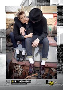 Dr. Martens New 'First and Forever' Campaign