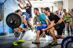 #crossfit definition of #teamwork