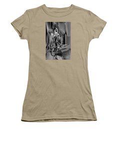 Women's T-Shirt (Junior Cut) - Abstract 9639
