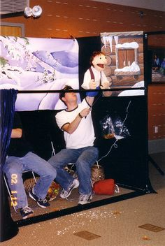 Puppet Stage 3 by S W Johnson, via Flickr