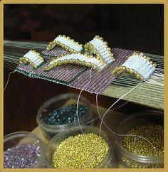 Beads Beading Beaded, with Erin Simonetti: Layers Of Looming!