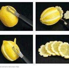 fancy lemons...because the only way I like my lemons is fancy.