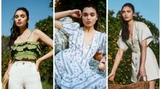 Lovely Linen: 7 Linen Pieces From Reformation Trumpet Skirt, Fashion Labels, Reformation, Women's Summer Fashion, Printed Skirts, Workout Tops, Dress Brands, Flare Dress, Warm Weather
