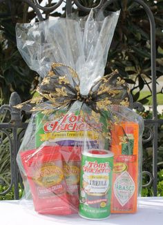 Louisiana Welcome Gift – Welcome your out of town Wedding Guests
