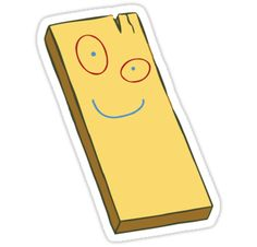 """Plank"" Stickers by markus731 