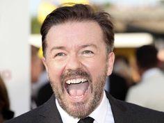 cotibluemos: Ricky Gervais , cumple 54 años