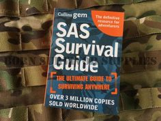 Sas #survival #guide - new edition lofty wiseman collins gem bushcraft #pocket bo,  View more on the LINK: http://www.zeppy.io/product/gb/2/191902543240/