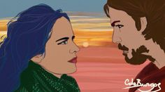 Ilustración: Amor y Aventura