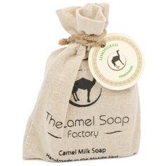 Мыло из верблюжьего молока - лимонник в магазине «Camel Milk Boutique» на Ламбада-маркете