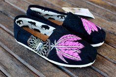 dream catcher shoes