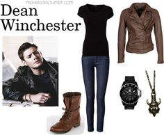 I may be a Winchester for Halloween ;)