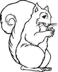 Dibujos para Colorear. Dibujos para Pintar. Dibujos para imprimir y colorear online. Animales 81