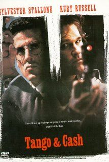 TANGO & CASH (1989) - Two cops are framed & must clear their names. Sylvester Stallone, Kurt Russell, Teri Hatcher