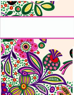 My Cute Binder Covers – Happily Hope Cute Binder Covers, Binder Cover Templates, Agendas Diy, Printable Planner, Printables, Printable Calendars, Free Printable, Wedding Planner Binder, Book Binder
