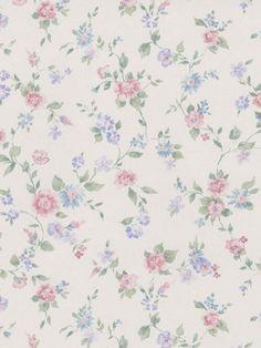 Interior Place - Pink Soft Purple 413-66320 Floral Wallpaper, $23.79 (http://www.interiorplace.com/pink-soft-purple-413-66320-floral-wallpaper/)