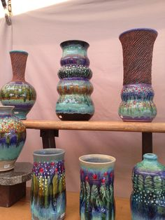 Pottery by Miles of Berkley, Michigan #greatdaypropertymanagement #berkleypropertymanagement #berkleypropertymanager