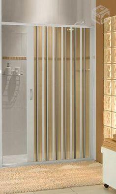 Lindos modelos de portas sanfonadas para quem precisa economizar espaço.