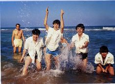 Feb. 13,1964 The Beatles arrive in Miami!!
