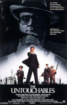 The Untouchables (1987) - MovieMeter.nl