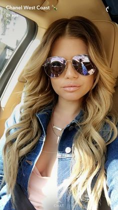 Chanel West Coast hair style #hairstyle #longhair #braid | Hair styles | Chanel west, Chanel ...