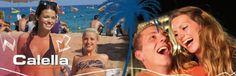 Calella is een populaire vakantiebestemming aan de Spaanse kust. Heerlijk in de zon, een terrasje pakken, winkelen en 's avonds stappen in  de populairste discotheken als Menfis en Zillion!