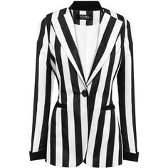 This blazer is our newest must-have. That can make you more fashionable and comfortable thanks to it's lapel collar, roll cuffs and striped design. Just enjoy …