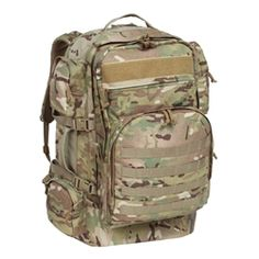 Multicam Long Range Bugout Bag By S.O.C. | Military Bags | Military Luggage