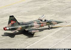 Northrop (Canadair) VF-5A (CL-226) aircraft picture