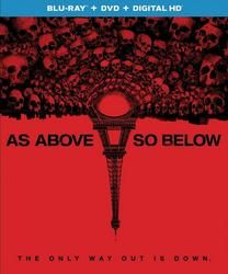 As Above So Below (2014) Horror | Thriller (BLURAY) added