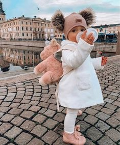 So Cute Baby, Cute Little Girls, Cute Babies, Pretty Baby, Pretty Girls, Cute Baby Girl Outfits, Cute Baby Clothes, Toddler Outfits, Babies Clothes