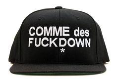 Comme des Fuckdown hat