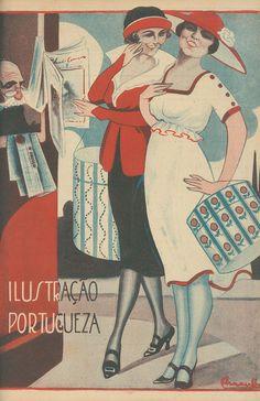 Laughter - Ilustração Portuguesa