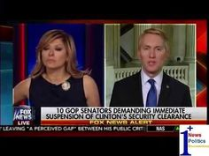 FBI Chief Refuses To Say If He'd Give Hillary Clinton Security Clearance - Cavuto   1Plus News