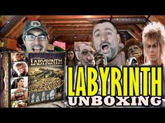 (13) LABYRINTH - Board Game - UNBOXING!!! - YouTube