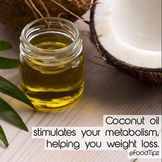 Add Coconut Oil to your diet!   BodySculptWraps.com  1-800-489-9727 Serving Los Angeles Area